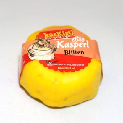 Bio Kasperl Blueten, Kretschmer, Kräuter, Blümchen, Kasper, Kuhkäse, laktosefrei
