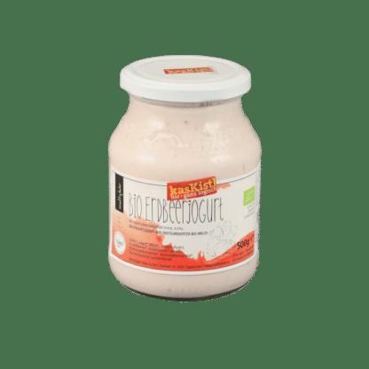 Mattigtaler, Erdbeer Joghurt, jokurt, jogurt, yoghurt, gerührt, biojoghurt, erdbeere, beeren
