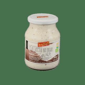 jokurt, jogurt, yoghurt, gerührt, biojoghurt, straciatela, schoko, Schokolade
