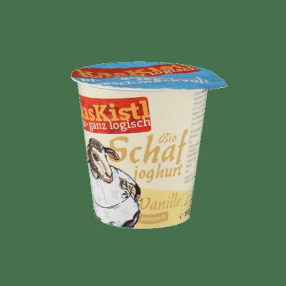 Schafjoghurt Vanille, Schafsjoghurt, probiotisch, Schafjogurt, schafyoghurt, Vanile, bourbon