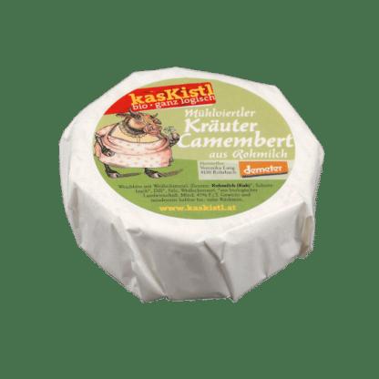 Weichkäse, Weißschimmel. demet, Edelschimmel, Camenbert, Schnittlauch, Dill