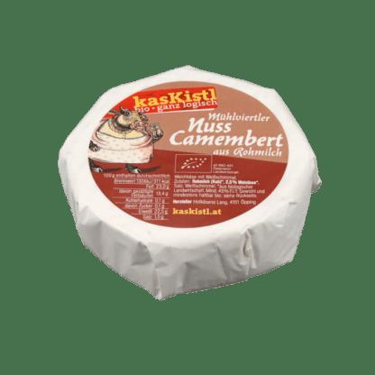 Weichkäse, Weißschimmel. demet, Edelschimmel, Camenbert, Nuss, Nüsse, Walnuss