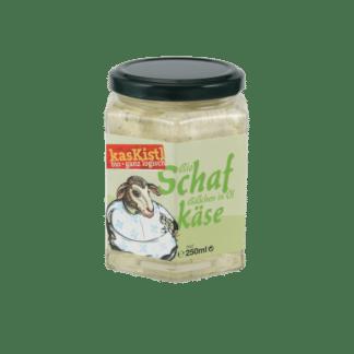 Kugerl, Schafskäse, Schaftopfen, Kräuter, Knoblauch