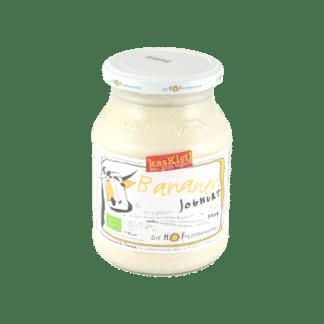 Hoflieferanten Bananen-Joghurt,Jokurt, Jogurt, Bananne, Fruchtjoghurt, Bannane Joghurt,