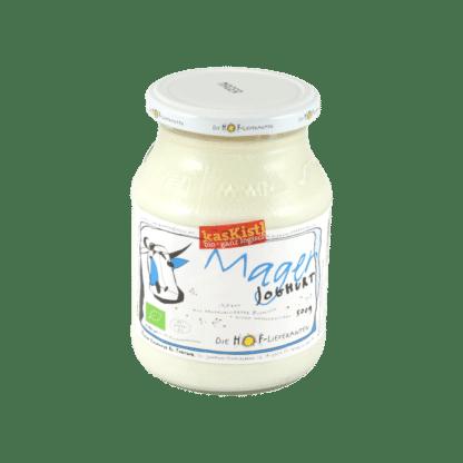 Bio Hoflieferanten Magerjoghurt, Jokurt, Jogurt, Mager, leichtes Joghurt, leicht, fettarm