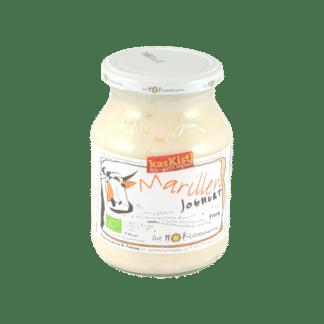 Hoflieferanten Marillen-Joghurt,Marillenjoghurt, Marile, Marilejoghurt, Marillejokurt, Fruchtjoghurt,