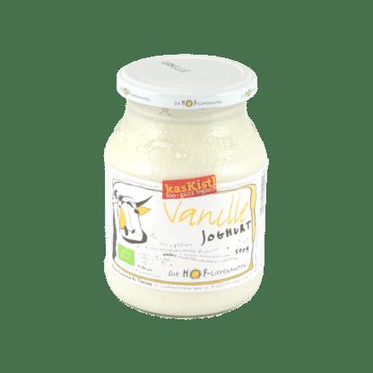 Hoflieferanten Vanille-Joghurt, Jokurt, Jogurt, Vanile, Vanilejoghurt, vanillejokurt,